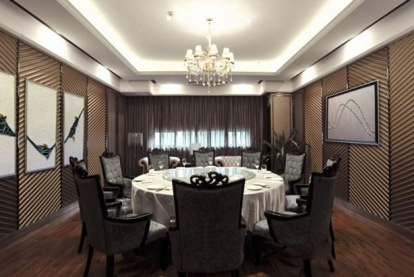 [火锅店] 顺风景庐肥牛餐厅休闲娱乐类室内装饰装修设计效果图