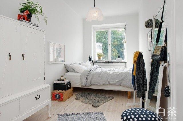 78平米二次元公寓混搭风格住宅空间装饰装修设计实景图