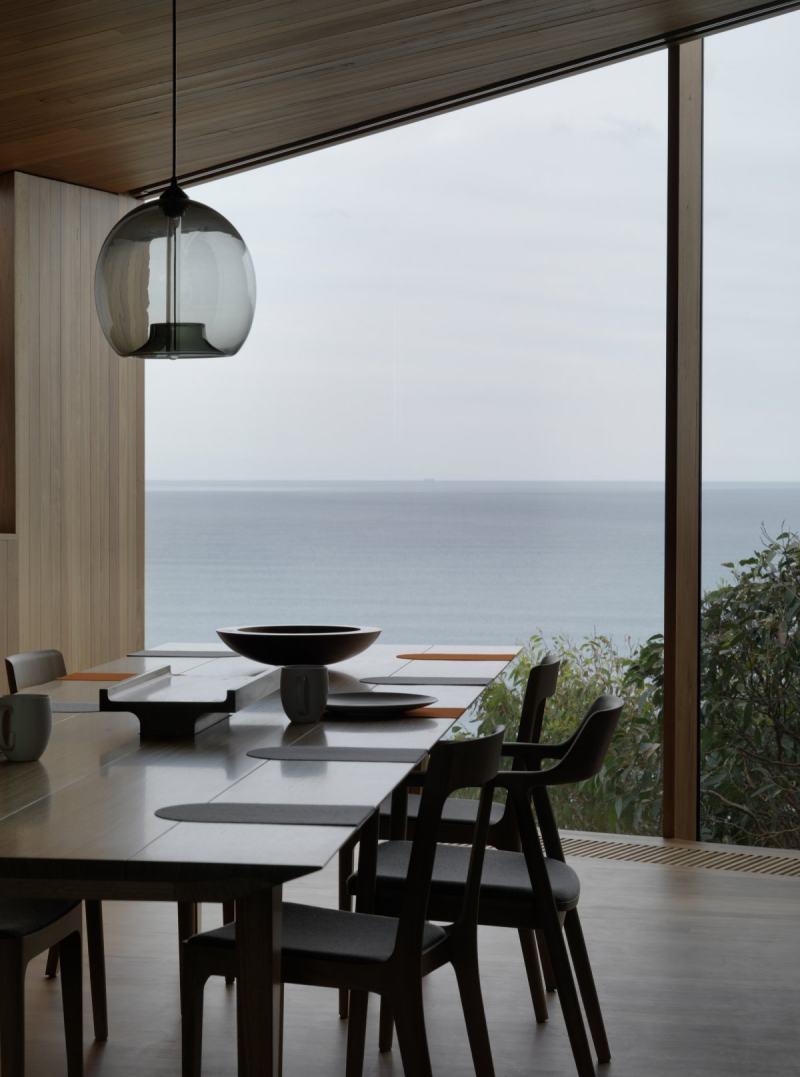 澳大利亚自然木制海滨别墅 工业风格住宅公寓空间室内