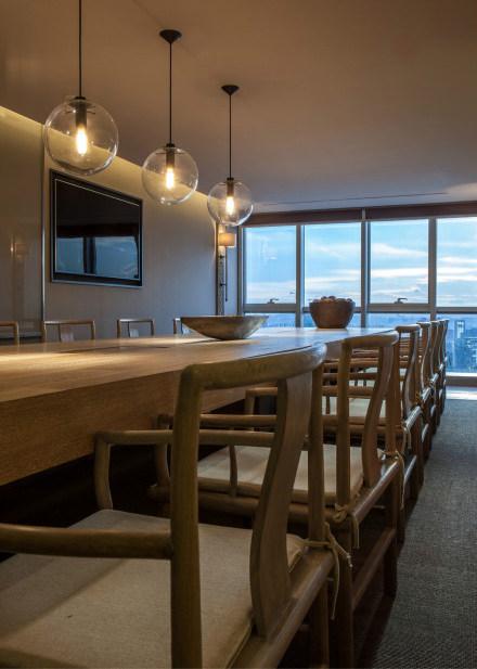 ccd 香港郑中设计事务所新办公室--现代中式禅意空间 办公空间室内