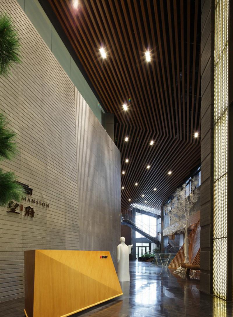 浙江绍兴山体蝴蝶会所中式风格室内装饰装修设计实景图JPG 图片编号 10051217 设计宝