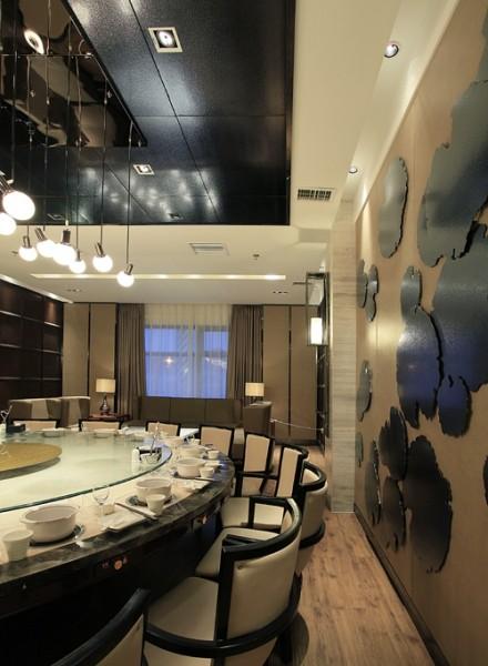 张家口菜香源涮涮锅店休闲娱乐类室内装饰装修设计效果图