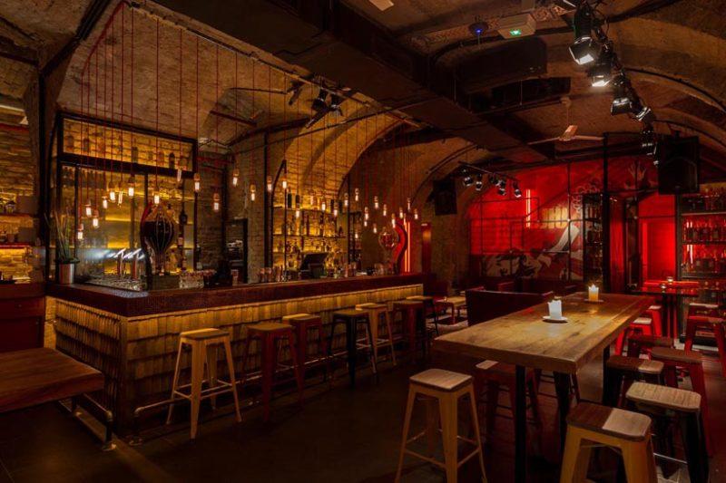 酒吧二休闲娱乐类室内装饰装修设计效果图