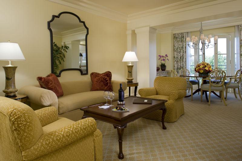 半岛酒店集团-加利福尼亚 比华利山欧式风格宾馆酒店室内装饰装修设计