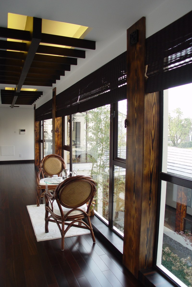 上海满登新中式经典室内别墅家居新中式风格住宅别墅家居家装室内装饰