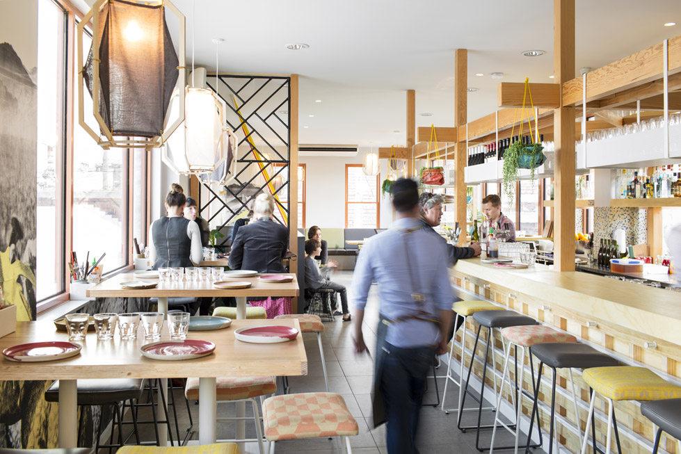 金木元素土风格与工业墨尔本的越南理念水火餐厅室内装饰装修设计平面设计学什么知乎图片
