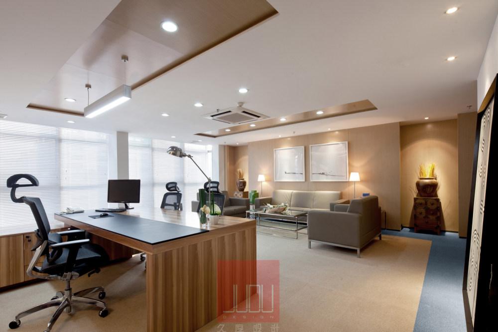 办公空间室内装饰装修设计实景图