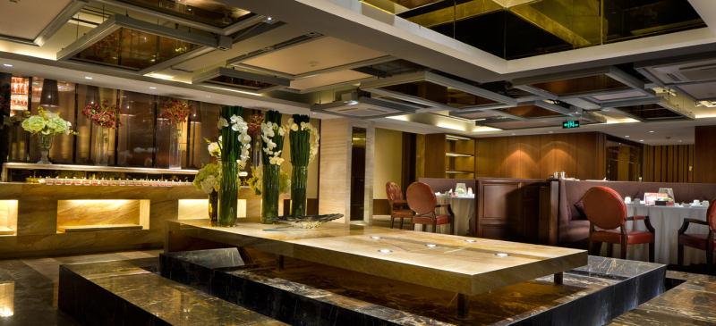 合肥天鹅酒家休闲娱乐类室内装饰装修设计效果图