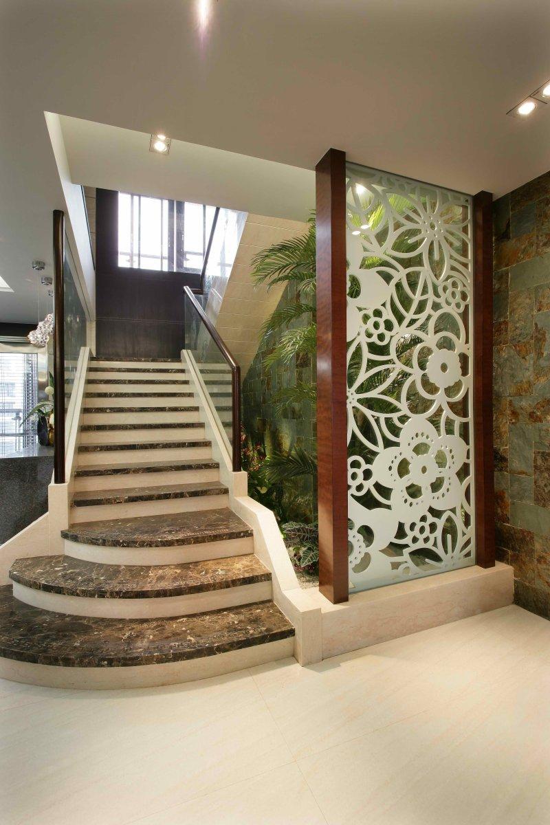 汕头红境组东方玫瑰花园新中式风格住宅别墅家居家装室内装饰装修设计