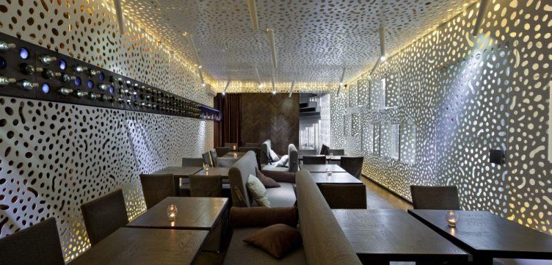 café咖啡廳工業風格室內裝飾裝修設計實景圖