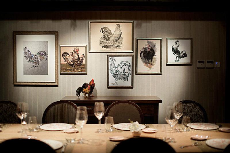 梁志天--hip cellar 香港餐廳 沉醉在時間里混搭風格室內裝飾裝修設計圖片
