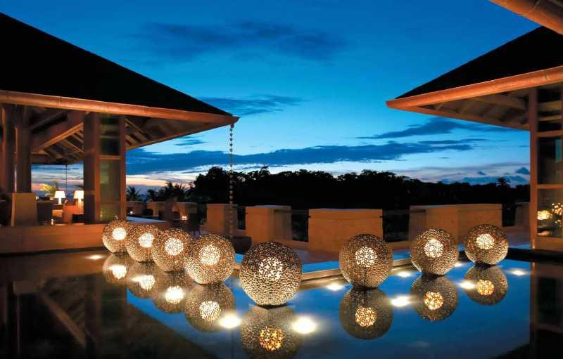 菲律宾香格里拉长滩岛度假酒店混搭风格宾馆酒店室内装饰装修设计实景