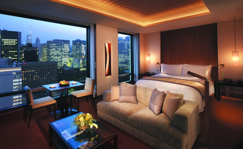 半岛酒店集团现代风格宾馆酒店室内装饰装修设计实景图