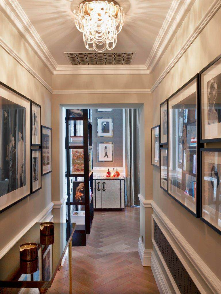 罗马瑞吉大酒店套房欧式风格宾馆酒店室内装饰装修设计实景图