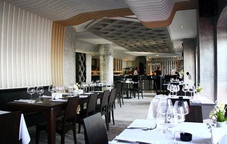 土耳其lzz咖啡厅和参餐馆工业风格室内装饰装修设计实景图