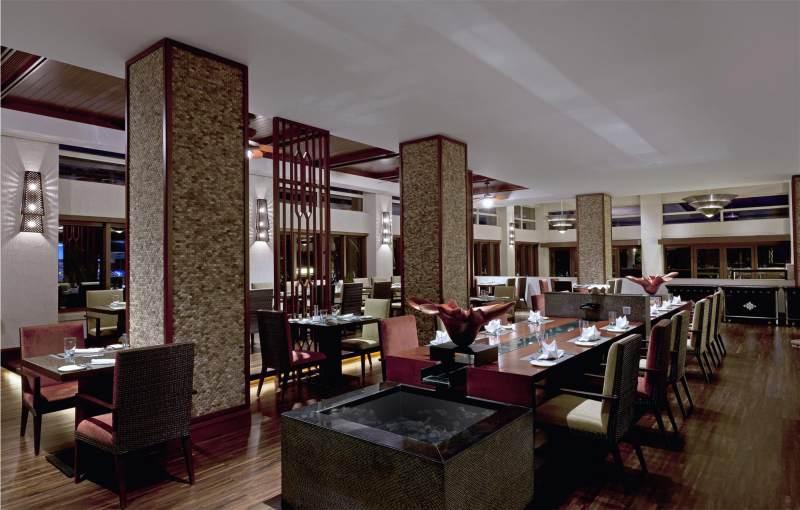 神州半岛福朋酒店混搭风格宾馆酒店室内装饰装修设计实景图