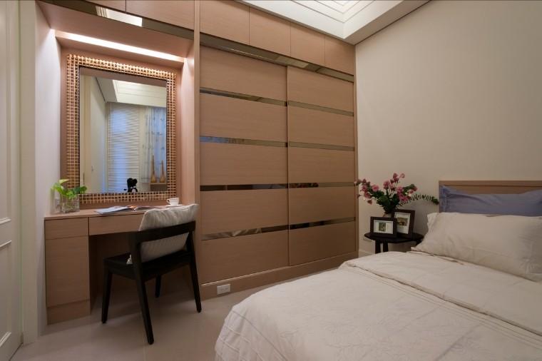 迷你精緻 打造白色古典风格家装住宅空间装饰装修家装设计实景图