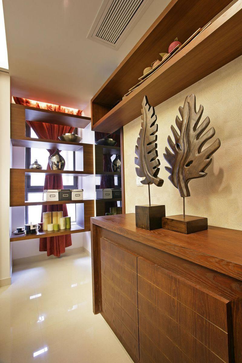 台湾新中式风格住宅别墅家居家装室内装饰装修设计实景图