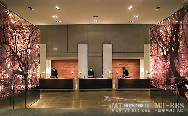 Tonychi-华盛顿柏悦餐厅 Park Hyatt Washington DC中式风格室内装饰装修设计实景图