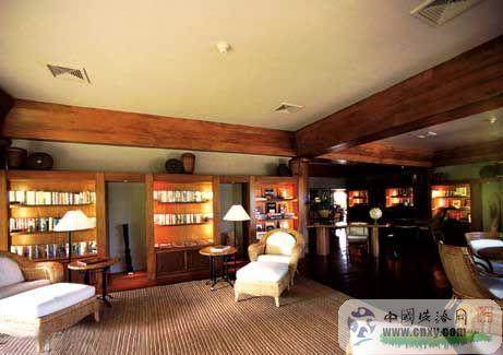 柬埔寨安曼酒店混搭风格宾馆酒店室内装饰装修设计实景图