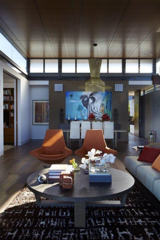悉尼海洋度假屋现代简约风格宾馆酒店室内装饰装修设计实景图