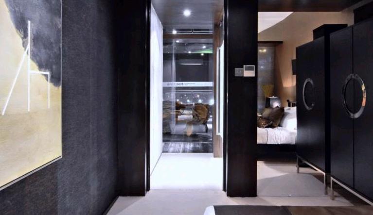 唐风古典风格家装住宅空间装饰装修家装设计实景图