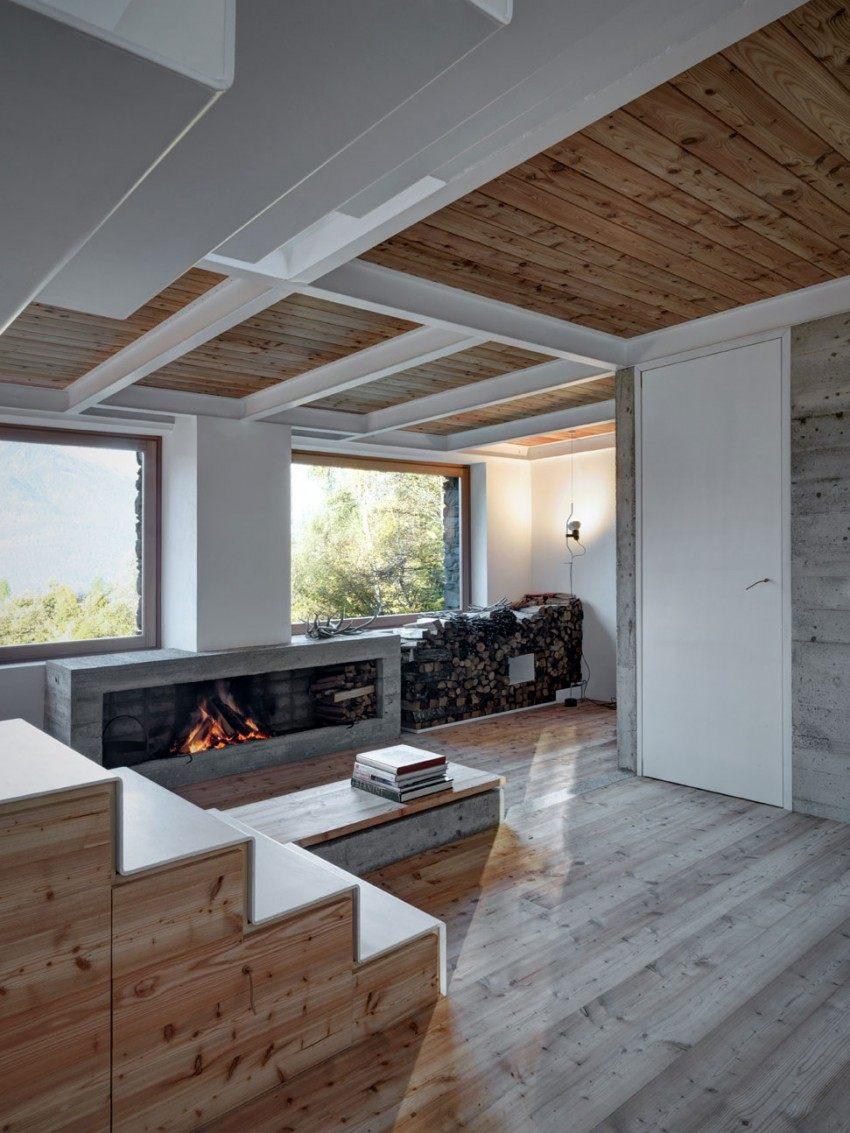 意大利现代住宅现代简约设计住宅设计室内装修家装设计实景图