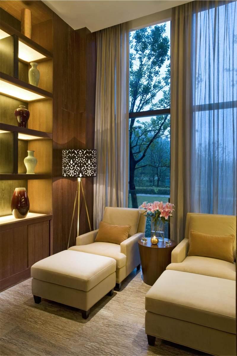 济南喜来登酒店欧式风格宾馆酒店室内装饰装修设计实景图