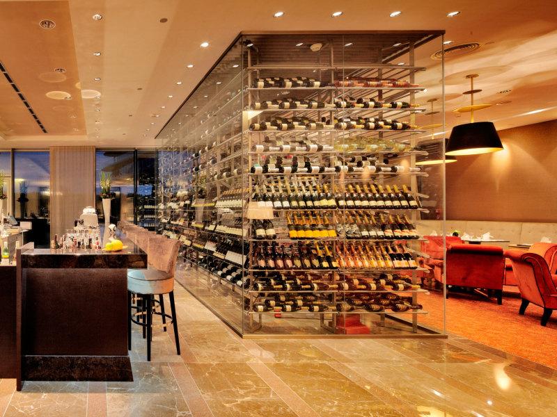 斯洛伐克凯宾斯基饭店室内装饰装修设计实景图