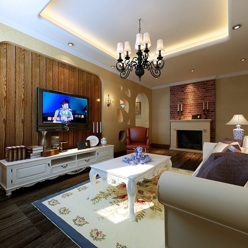 室内设计-客厅图片