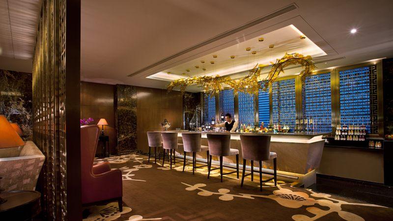 银川凯宾斯基饭店室内装饰装修设计实景图