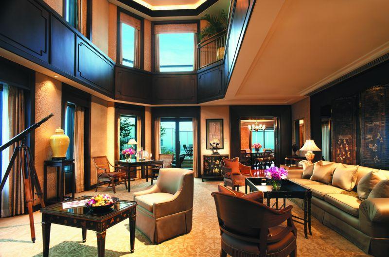 半岛酒店集团-曼谷室内装饰装修设计实景图