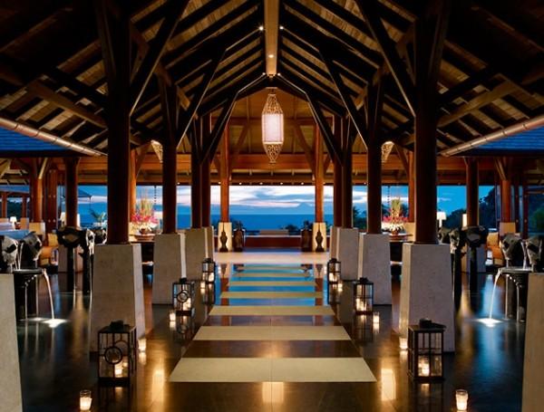 菲律宾长滩岛香格里拉度假酒店室内装饰装修设计实景图
