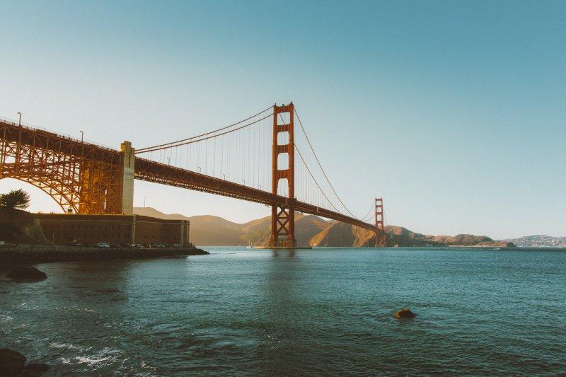 大桥风景高清城市建筑摄影图jpg-(图片编号:)-设计