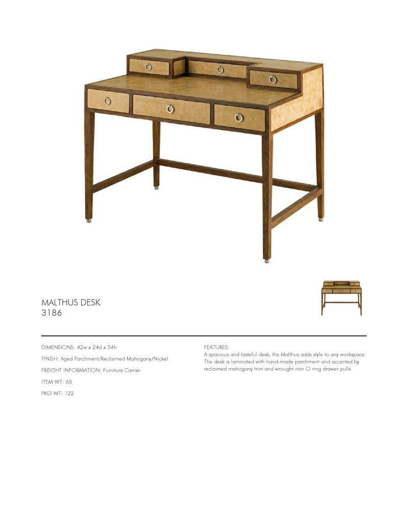 家具设计新古典家具新古典风格新古典软装新古典书桌白底家具图片素材