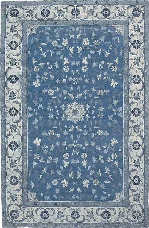 新中式风格中式欧式图案地毯