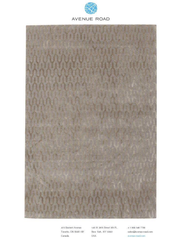 软装素材 地毯 纯色地毯 avenueroad现代风格新中式纯色地毯 雅布选用