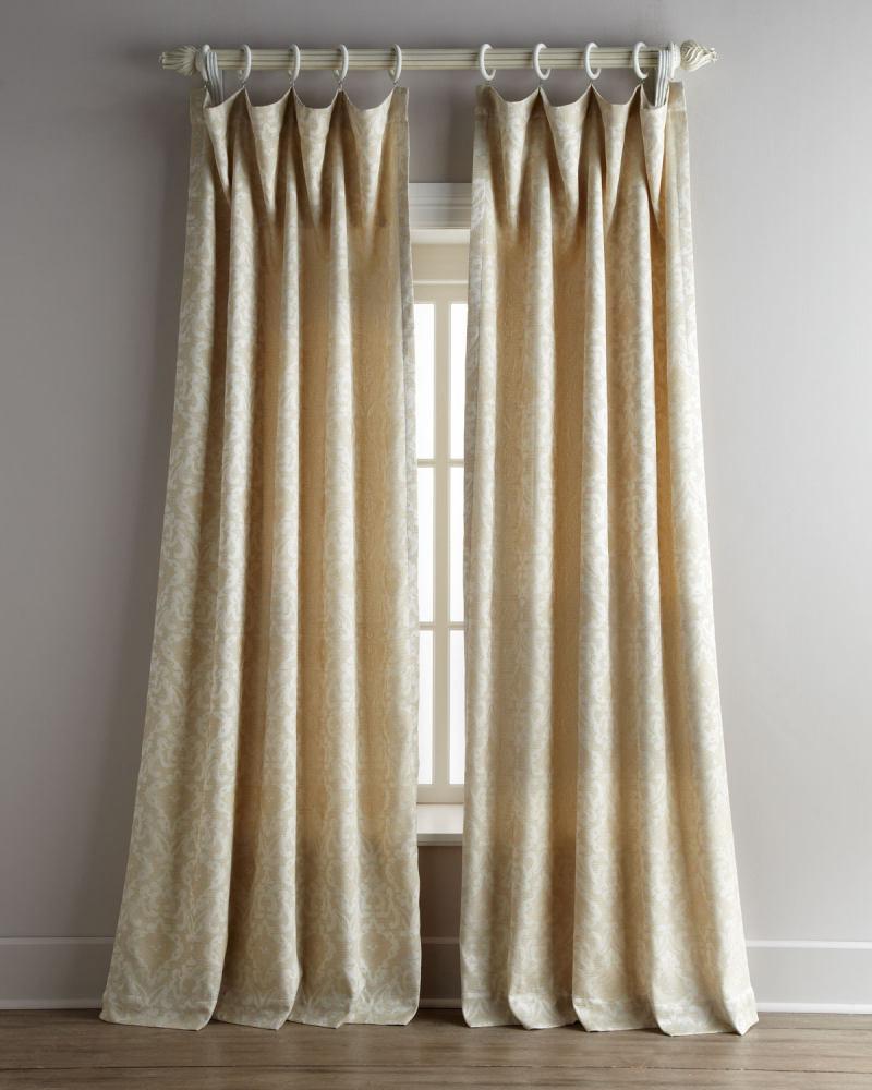欧式风格新中式窗帘样式图片