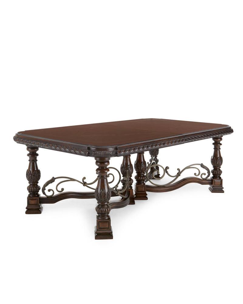 软装素材 美式家具 餐桌 美式风格美式田园餐桌  软装软装素材家居