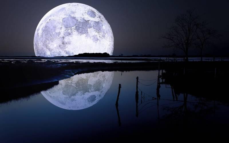 下载背景素材免费下载背景素材自然风景图片自然风光图片月亮风景背景