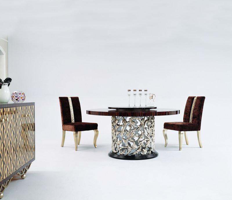 软装素材 新古典家具 餐桌 新古典风格家具餐桌  软装软装素材家居