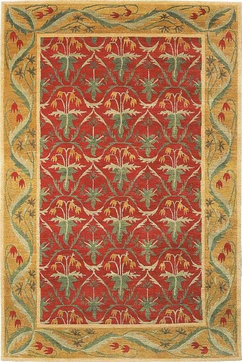 欧式花色土耳其风格地毯jpg-(图片编号:1000103201)