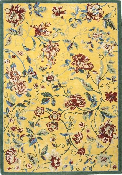 欧式花色土耳其风格地毯jpg-(图片编号:1000103205)